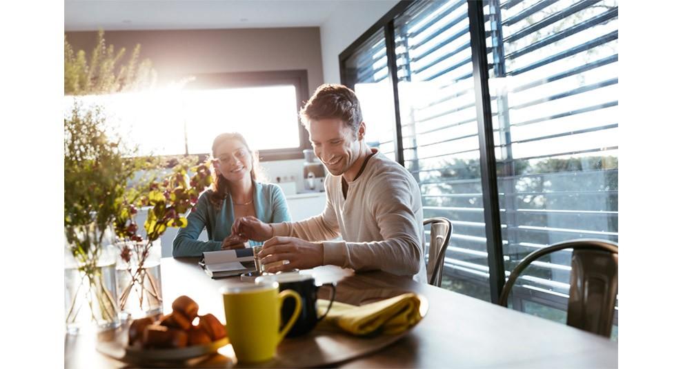 Bedien uw huis met uw smartphone