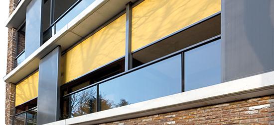 Ontdek de zonwering raam oplossingen! - Somfy